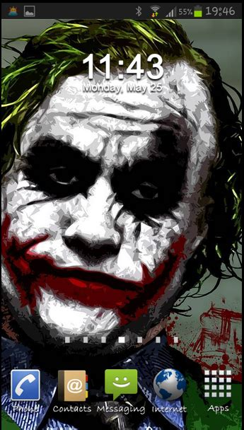 joker themes for android free download free joker wallpaper why so serious apk download for