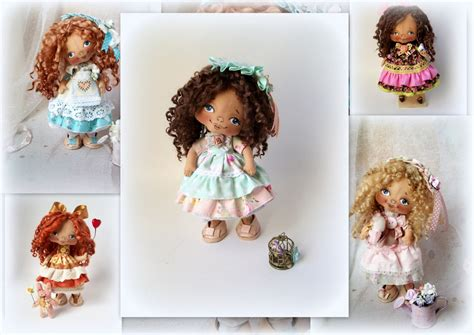 pattern fabric doll soft doll pattern pdf cloth doll pattern digital download