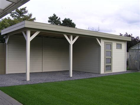 ideeen voor tuinhuis dak tuinhuis met overkapping zelf maken google zoeken