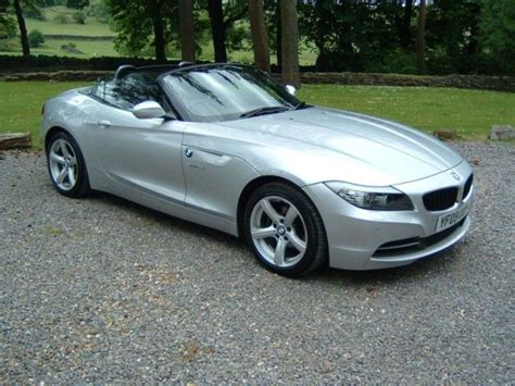 bmw z4 hardtop for sale 2009 bmw z4 sports roadster hardtop convertible w