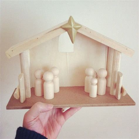 target nativity scene decorations diy nativity stable from target wooden from hobby lobby jesus is the reason for