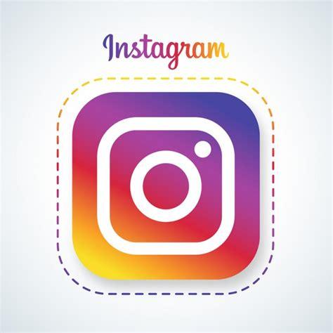 scarica layout instagram instagram logo vector free download
