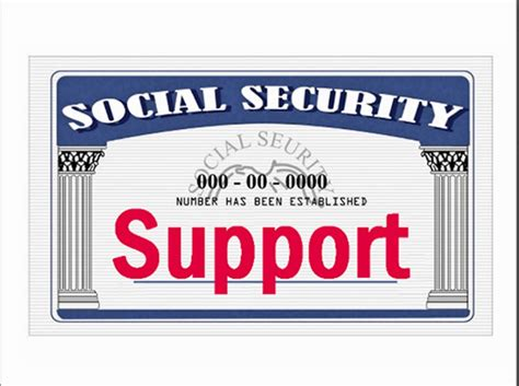 social security card fill in template social security card template cyberuse