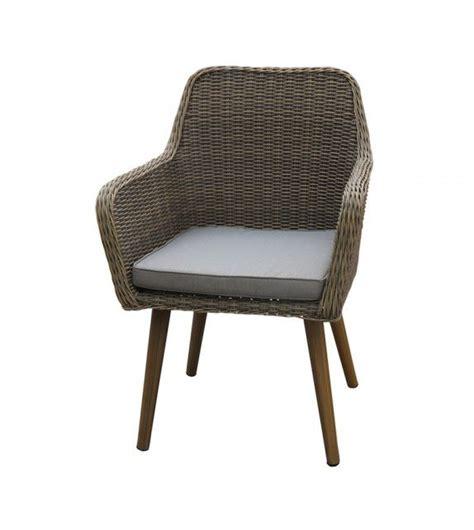 fauteuil de jardin aluminium fauteuil de jardin en aluminium et resine tressee cuba