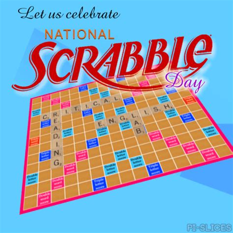 scrabble day celebrate national scrabble day free national scrabble