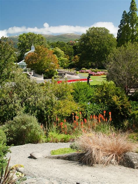 Dunedin Botanic Gardens Top Dunedin Walks