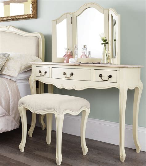 dressing table shabby chic juliette shabby chic chagne dressing table stunning