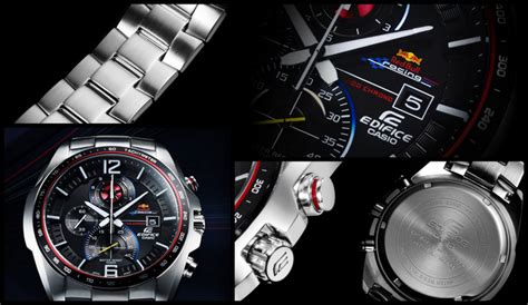 G Shock Redbull Infiniti Series casio edifice infiniti bull racing limited edition