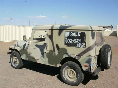Jeep Factory Buy Used 1975 Jeep Cj6 With Factory Top In