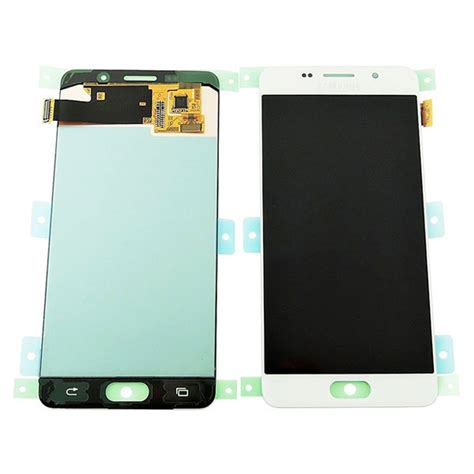samsung galaxy a5 2016 lcd display white