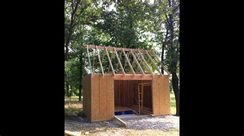 diy shed project  youtube