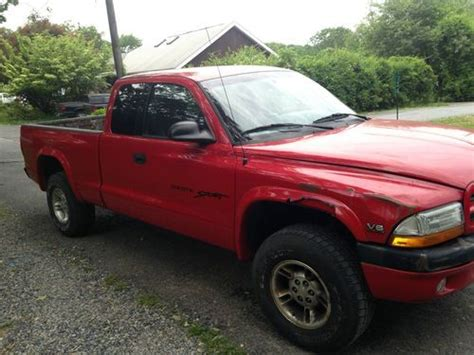 dodge dakota 2 door find used 1998 dodge dakota sport extended cab 2