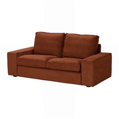 brown sofa covers ikea kivik 2 seat sofa slipcover loveseat cover tullinge