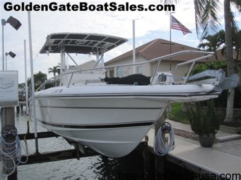 tarpon aluminum boat trailers 2003 25 stamas 250 tarpon center console with trailer