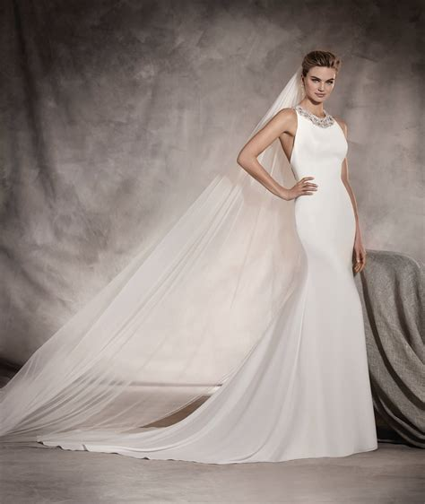 Pronovias Brautkleider by Pronovias Wedding Dresses Style Designer Gowns Essex