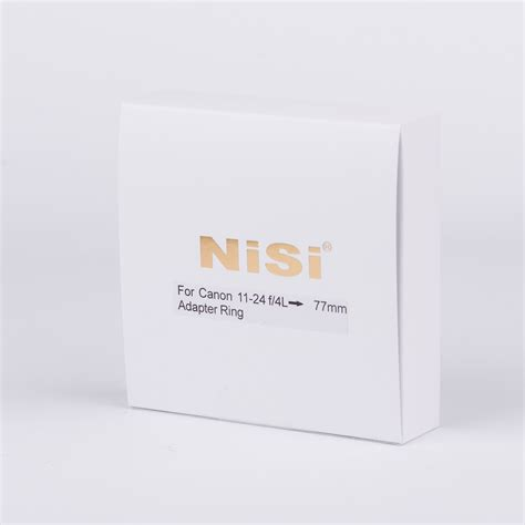Adapter Canon 77mm nisi 77mm filter adapter ring for nisi 180mm filter holder