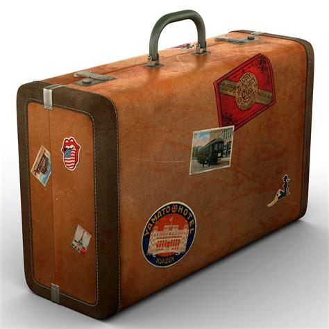 3d model of suitcase images suitcase and 3d