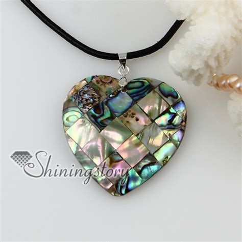 how to make abalone shell jewelry patchwork sea water rainbow abalone shell of