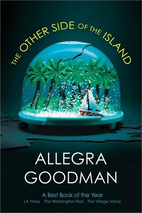 the other side of everything a novel books book review the other side of the island by allegra