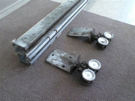 Wheels Track door track wheels ce certification door track gate