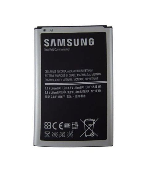 Battery Hippo Samsung Galaxy Note 3200 Mah Baterai N7000 samsung 3200 mah battery for samsung galaxy note 3 batteries at low prices snapdeal india