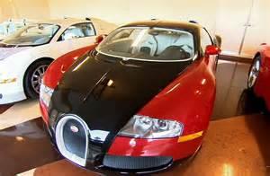 Floyd Mayweather Bugatti Floyd Mayweather Cars Worth 15 Million Sitting In Garage