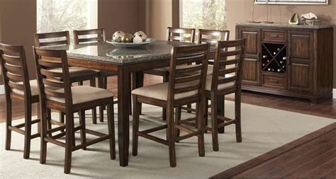 granite top pub table catalog of home furniture sets furniture