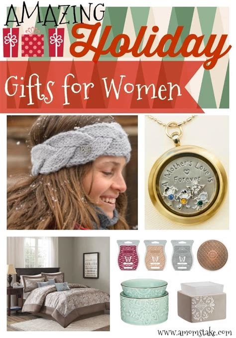 amazing holiday gift ideas for women a mom s take