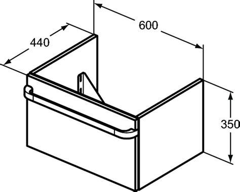 lade 3d dwg informatie het produkt r4302 wastafelmeubel 600 mm