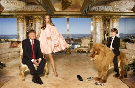 donald trump house interior take a look inside donald trump s 100 million penthouse