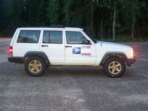 Buy used 2000 Jeep Cherokee Factory right hand drive (RHD