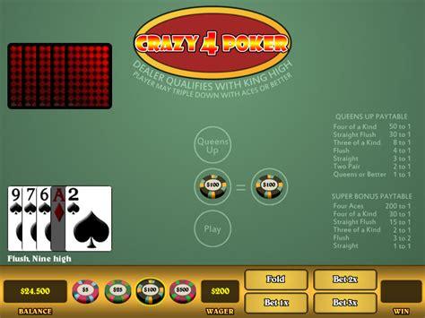 crazy  poker wizard  odds