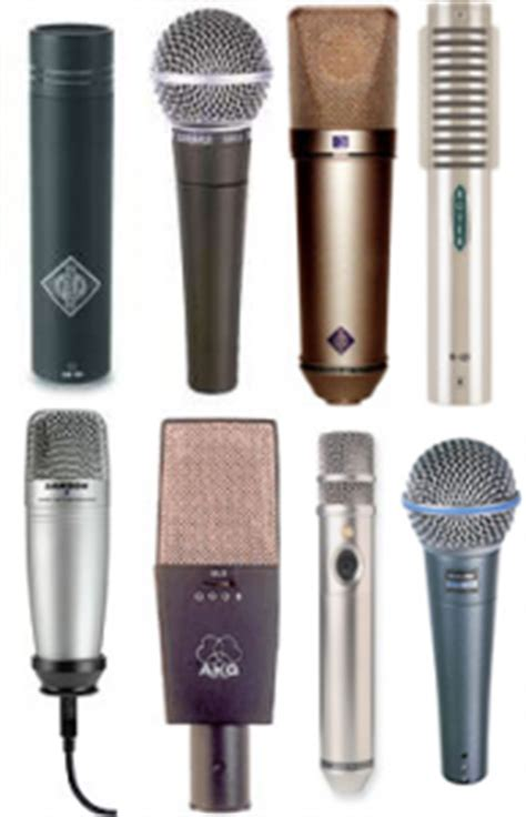 the top 10 best recording microphones in the universe