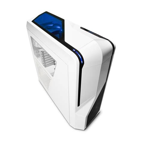 Nzxt Hue Black White By Aconx phantom 410 atx mid tower nzxt nzxt