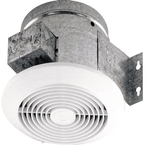 Bathroom Exhaust Fan Vertical Mount Upc 026715002535 Broan 673 White Utility Fan 60 Cfm 4 5