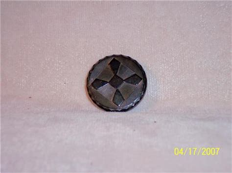 button rubber st goodyear 1851 rubber button marked n r co