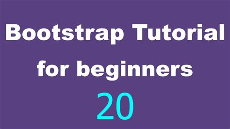 tutorial bootstrap indonesia pdf bootstrap tutorials for beginners phpsourcecode net