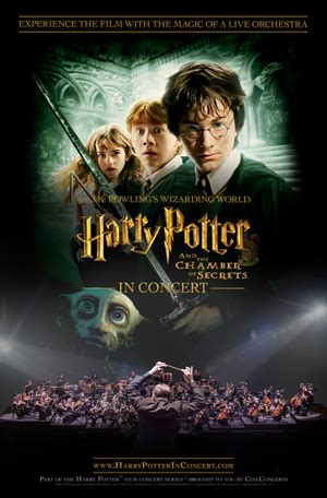 harry potter and the chamber of secrets series 2 nashville symphony concert detail