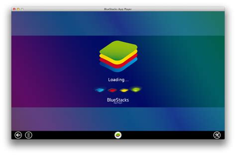 bluestacks for mac run android apps on mac