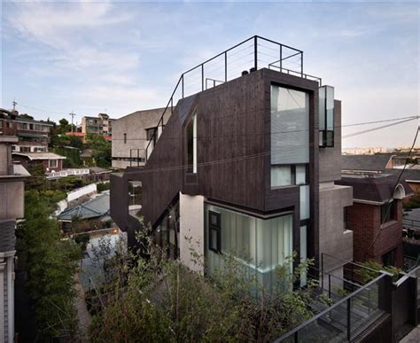 bachelor house contemporary h house bachelor pad in south korea