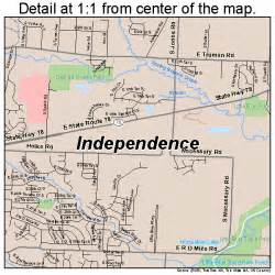 independence map independence missouri map 2935000