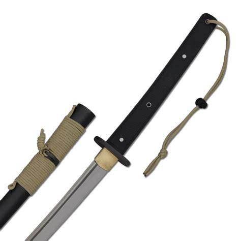 tactical katana tactical katana 5160 tactical sword paul chen hanwei