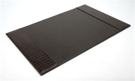 faux leather desk accessories faux leather desk blotter in desk accessories
