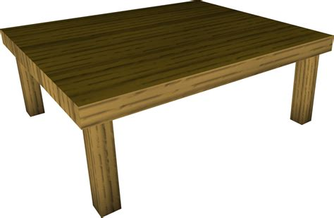 wood kitchen table the runescape wiki