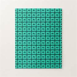al aluminium chemistry periodic table symbol jigsaw