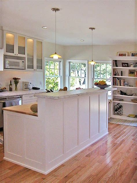 raised kitchen island best 25 raised kitchen island ideas on