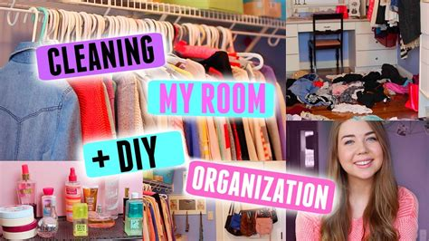 diy clean room cleaning my room closet diy organization and my tips tricks