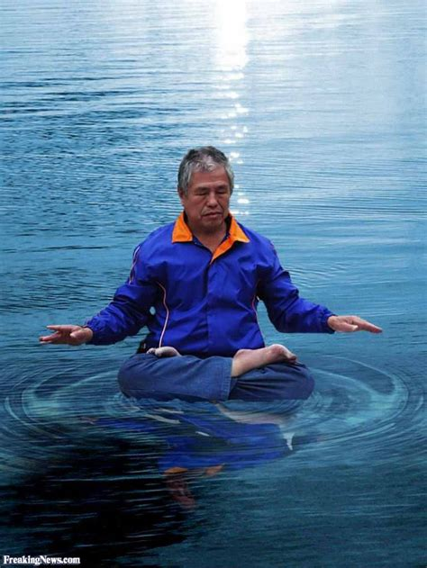 How To Float In Water While Standing by Person Floating In Water Www Imgkid Com The Image Kid