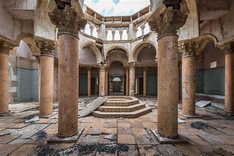 gladiator film locations morocco pictures show abandoned moroccan film sets once home to