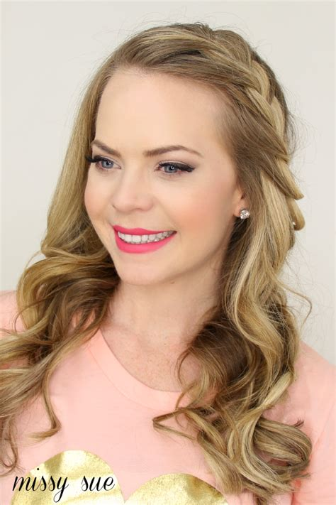 Hairstyles On The Side by Braid Hairstyles For Hairstyle For